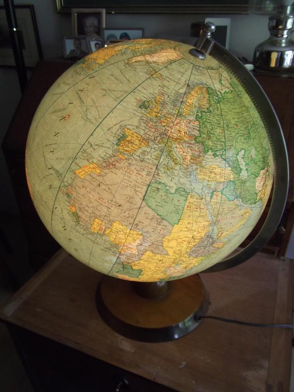 globus mit licht kaufen globus mit licht gebraucht. Black Bedroom Furniture Sets. Home Design Ideas