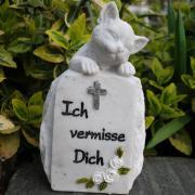 Grabsteine für Katzen
