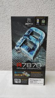 Grafikkarte XFX R7870