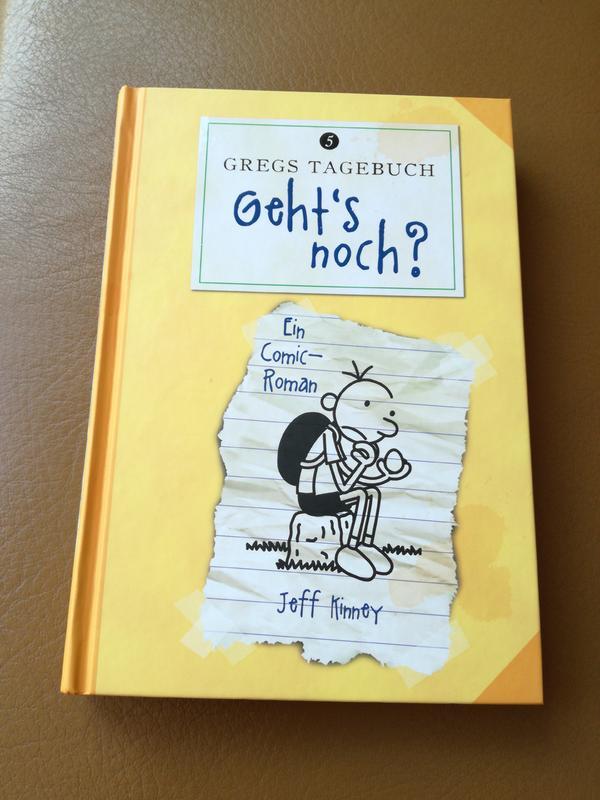 Gregs Tagebuch 5