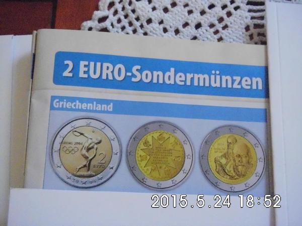 Griechenland 2 Euro Münzen In Bremen Kaufen Und Verkaufen über