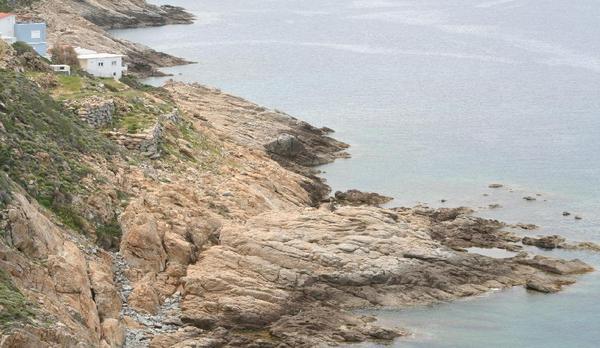 Griechenland Baugrundstück am Meer 825