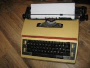Große elektr. Schreibmaschine (