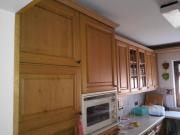 große Landhausküche Küche