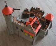 Große Ritterburg Playmobil