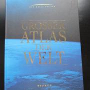 Grosser Welt-Atlas so gut wie