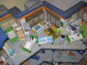 Grosses Krankenhaus Playmobil,
