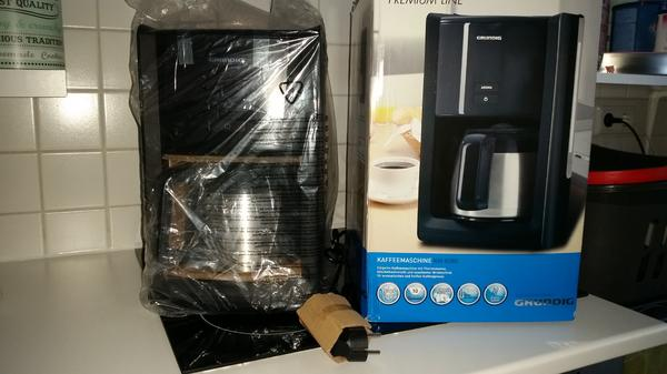 Grundig Kaffeemaschine KM » Kaffee-, Espressomaschinen