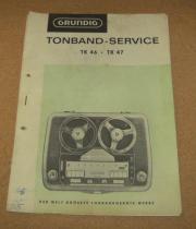 Grundig Tonband Service