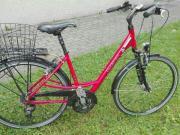 Gudereit Damen Fahrrad.