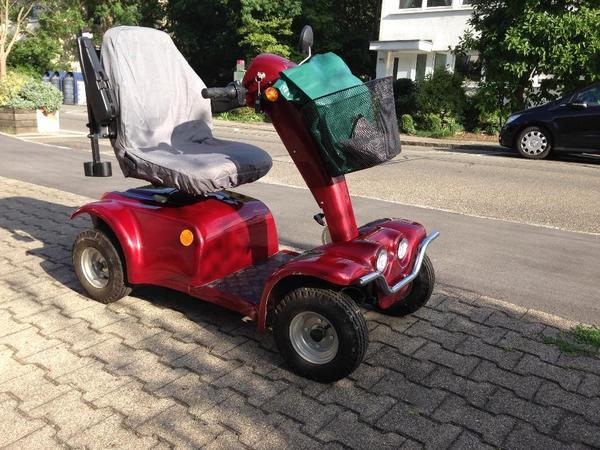 gundermann elektromobil vital ph nix in filderstadt. Black Bedroom Furniture Sets. Home Design Ideas