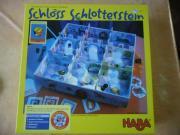 Haba Kinderspiele Schloss Schlotterstein Auf