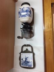 Hand Kaffee Mühle
