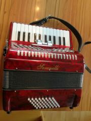 Handorgel, Akkordeon, Ziehharmonika