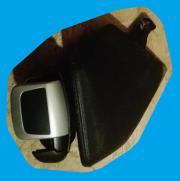 Handyhalterung schwarz silber