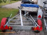 Harbeck Bootstrailer 450B