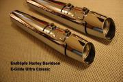 Harley Davidson Auspufftöpfe