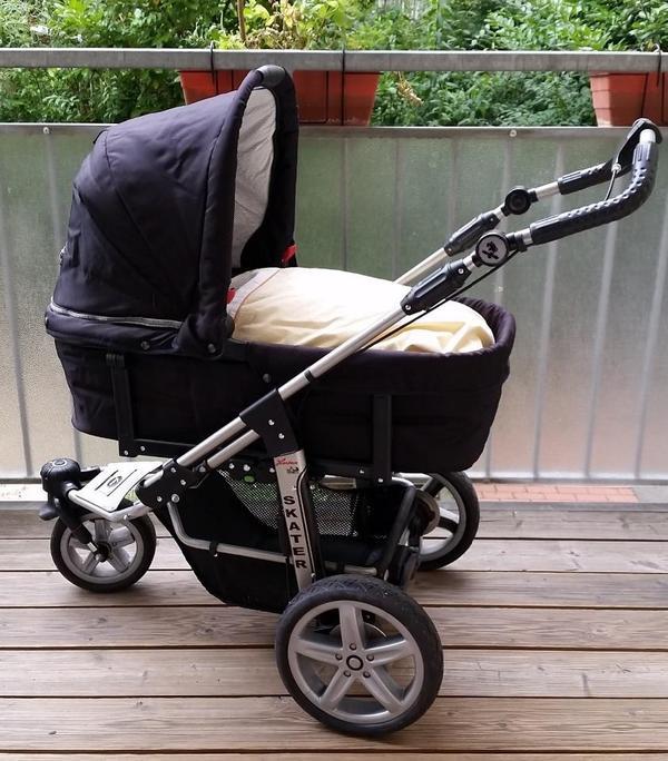 hartan skater xl kombikinderwagen in berlin kinderwagen kaufen und verkaufen ber private. Black Bedroom Furniture Sets. Home Design Ideas