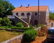 Haus auf Insel KRK Kroatien