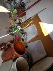 hausflohmarkt Garagen Werkstatt