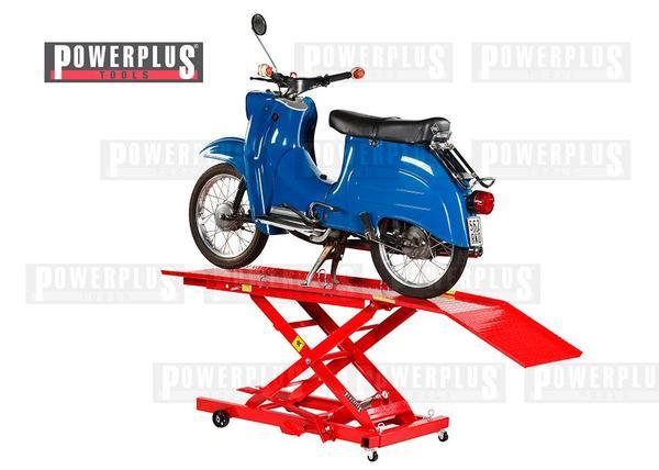 Hebebühne für Roller und Moped -