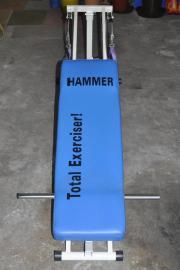 Heimtrainer Trainingsbank