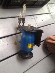 HELLER Axialkolbenmotor HMF