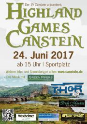 Highland Games - Canstein -