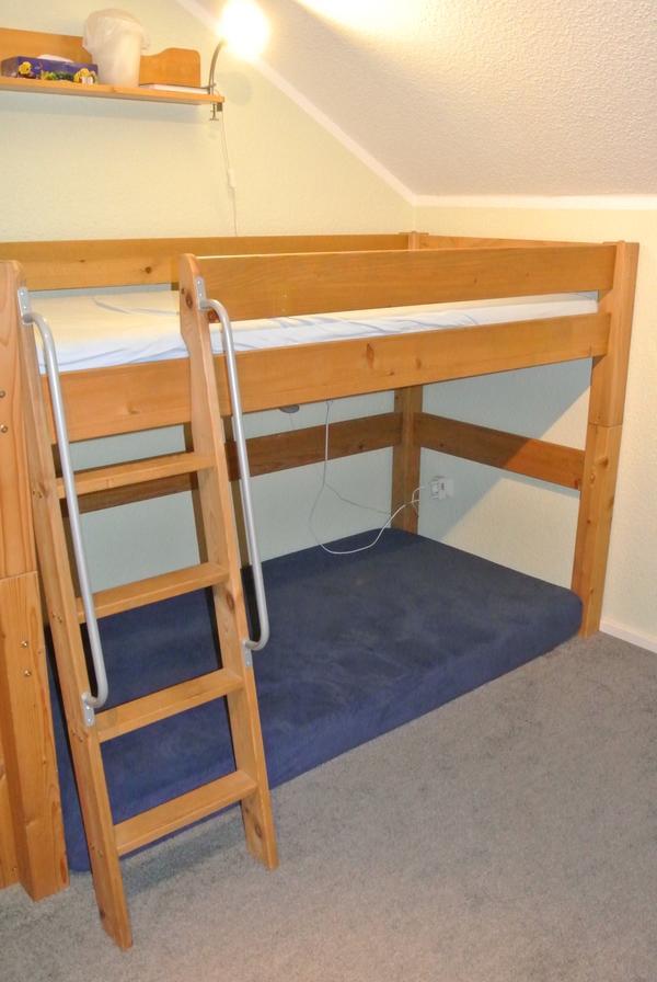 hochbett breit kleinanzeigen m bel wohnen. Black Bedroom Furniture Sets. Home Design Ideas