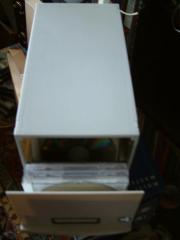 hochwertiger geräumiger Rollcontainer mit Schubladen