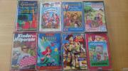 Hörspielcassetten Toy Story und andere