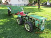Holder A15, Traktor