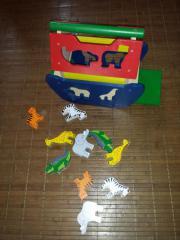 Holz Arche Noah