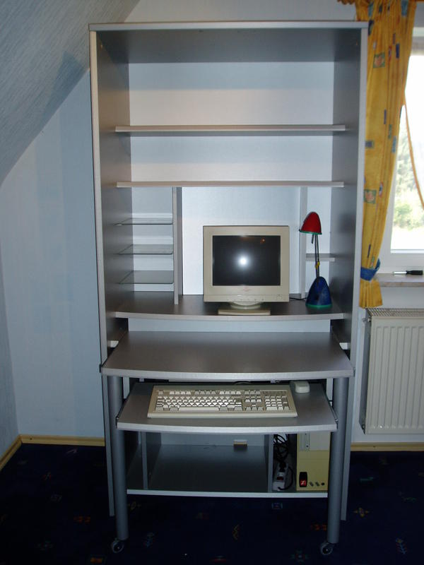 home office schrank mit t ren in eschelbronn. Black Bedroom Furniture Sets. Home Design Ideas