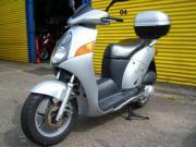 Honda NES 125 @