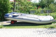 Honda Schlauchboot Honwave