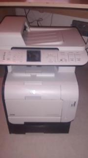 HP Color Laserjet CM2320fxi Laserdrucker