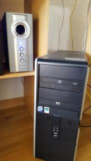HP Desktop-Tower-