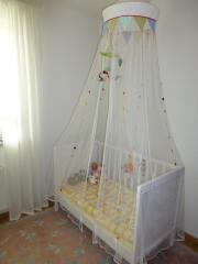 Kinderbett ikea sundvik  Ikea Babybett SUNDVIK- wie neu !!! in Bamberg - Wiegen, Babybetten ...