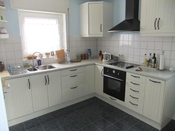 IKEA Landhausküche FAKTUM stat weiß in Bad Herrenalb - Küchenzeilen, Anbauküchen kaufen und ...