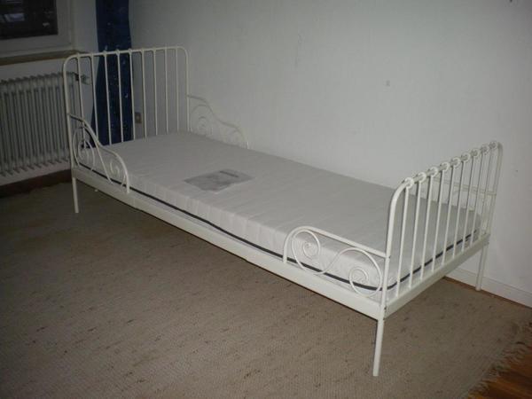 Ikea Bett Wei Metall Kaufen | Gebraucht und Günstig
