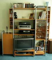 Wohnwand ikea  Ikea Wohnwand - Haushalt & Möbel - gebraucht und neu kaufen - Quoka.de