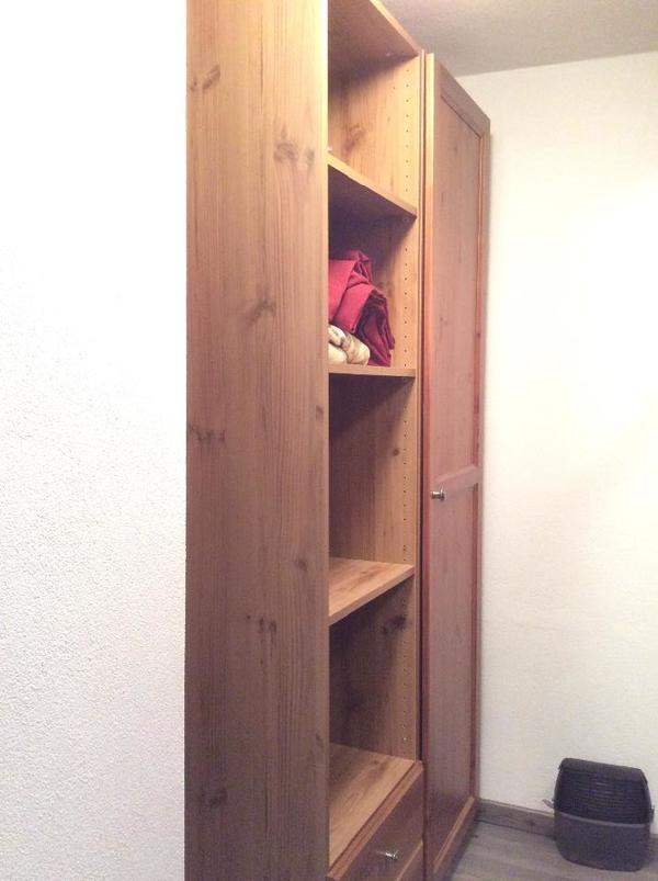 pax kleiderschrank buche gebraucht. Black Bedroom Furniture Sets. Home Design Ideas