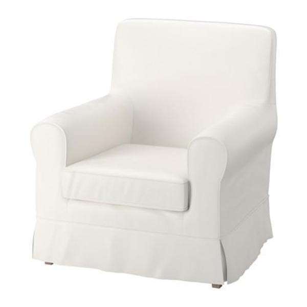 Ikea Sessel Ektorp Jennylund Weiß In Groß-bieberau - Ikea-möbel ... Ikea Einrichtung Ektorp