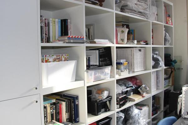 interl bke schrankwand b cherwand regal in stuttgart wohnzimmerschr nke anbauw nde kaufen und. Black Bedroom Furniture Sets. Home Design Ideas