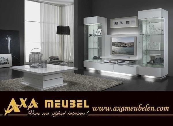 Hochglanz Möbel Wohnzimmer U2013 Progo, Wohnzimmer