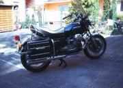 Italo Classic Motorrad