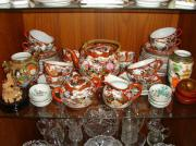 Japanisches Teeservice