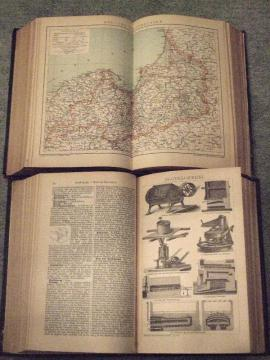 Bild 4 - Jubiläumsausgabe Brockhaus Konversationslexikon 14 Auflage - Maintal
