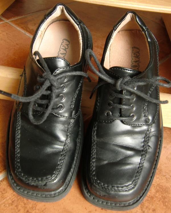Festliche Jungen Anzug Schuhe Leder Kommunion Hochzeit Party Kinderschuhe braun